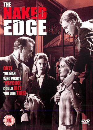 Rent The Naked Edge Online DVD Rental
