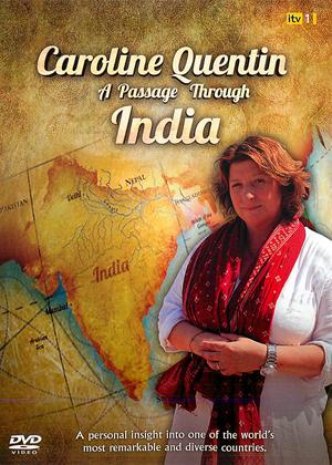 Caroline Quentin: A Passage Through India Online DVD Rental