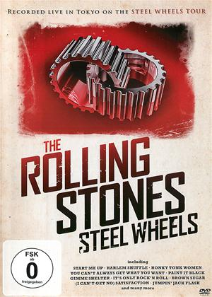 Rent The Rolling Stones: Steel Wheels Online DVD Rental