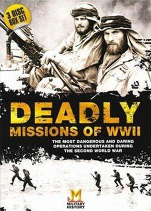 Rent Deadly Missions of WWII Online DVD Rental