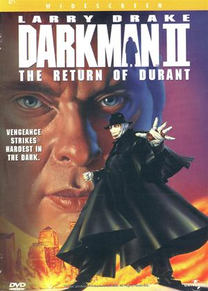 Rent Darkman 2: The Return of Durant Online DVD Rental