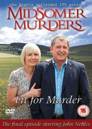 Midsomer Murders: Series 13: Fit for Murder Online DVD Rental