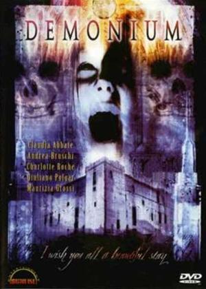 Rent Demonium Online DVD Rental