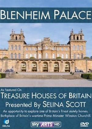Rent Treasure Houses of Britain: Blenheim Palace Online DVD Rental