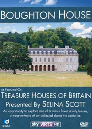 Rent Treasure Houses of Britain: Boughton House Online DVD Rental