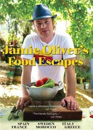 Rent Jamie Oliver's Food Escapes Online DVD Rental