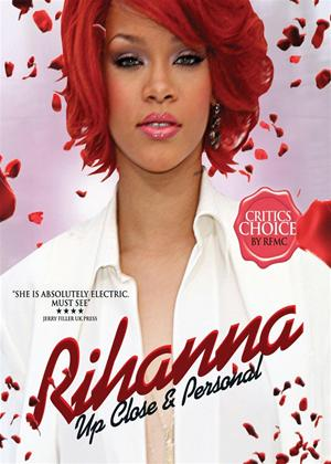 Rihanna: Up Close and Personal Online DVD Rental