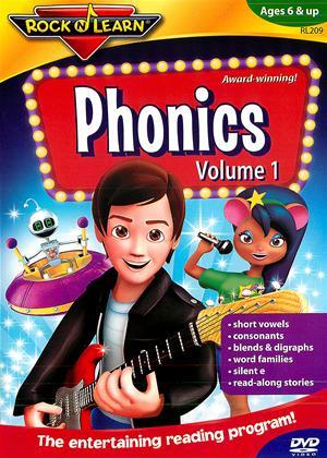 Rent Rock N Learn: Phonics: Vol.1 Online DVD Rental