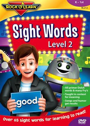 Rock N Learn: Sight Words: Level 2 Online DVD Rental