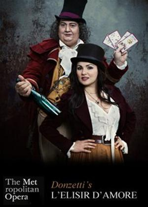 L'elisir D'amore: Metropolitan Opera (Benini) Online DVD Rental