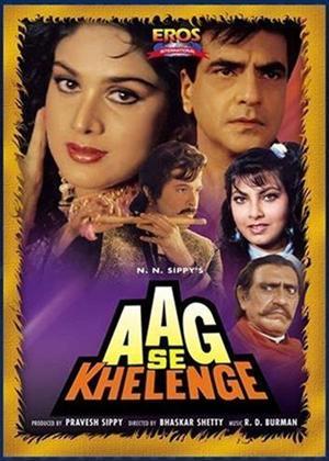 Rent Aag Se Khelenge Online DVD Rental