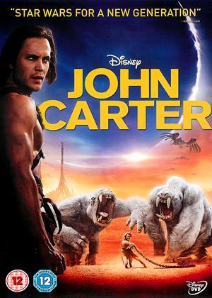 Rent John Carter Online DVD Rental
