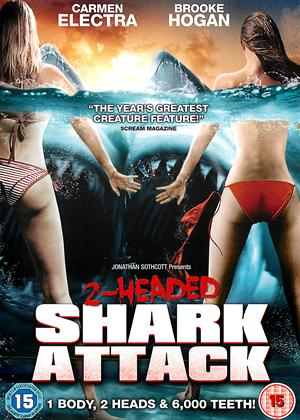 2-Headed Shark Attack Online DVD Rental
