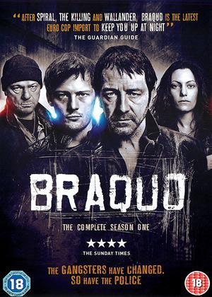 Braquo: Series 1 Online DVD Rental
