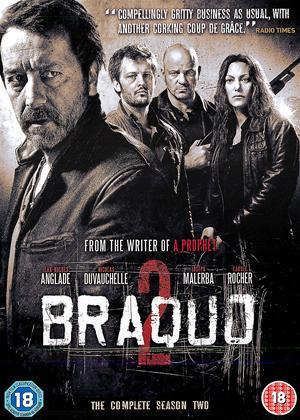 Braquo: Series 2 Online DVD Rental