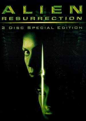 Alien Resurrection Online DVD Rental