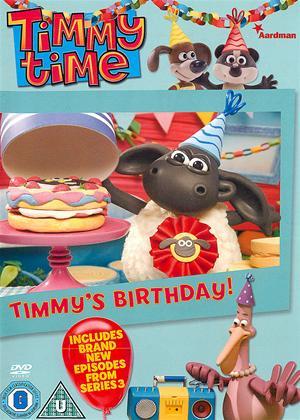 Rent Timmy Time: Timmy's Birthday Online DVD Rental