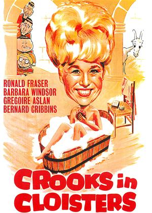 Crooks in Cloisters Online DVD Rental