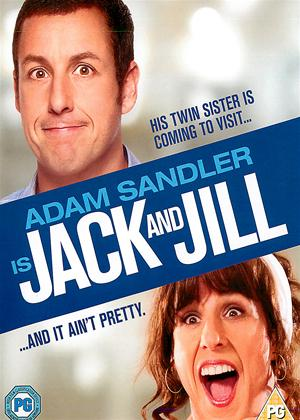 Rent Jack and Jill Online DVD Rental