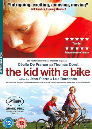 The Kid with a Bike Online DVD Rental