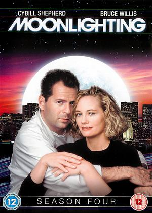 Moonlighting: Series 4 Online DVD Rental