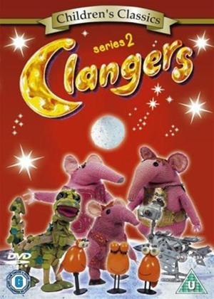 Rent Clangers: Series 2 Online DVD Rental