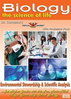 Biology: The Science of Life: Environmental Stewardship And... Online DVD Rental