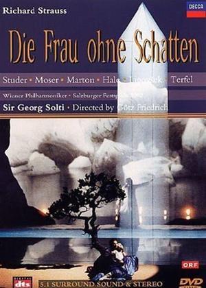 Strauss: Die Frau Ohne Schatten Online DVD Rental