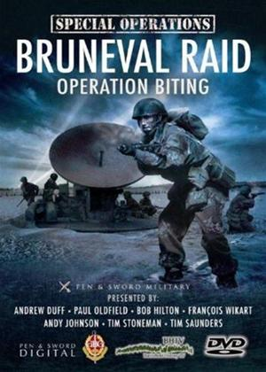 Special Operations: Bruneval Raid Online DVD Rental