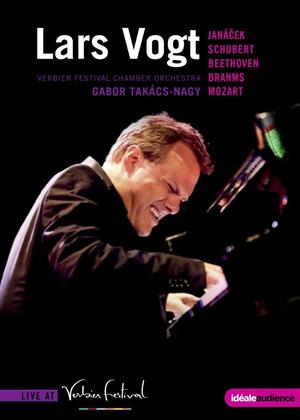 Rent Lars Vogt: Live at Verbier Festival Online DVD Rental