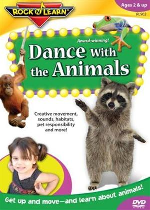 Rock N Learn: Dance with Animals Online DVD Rental