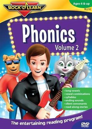 Rent Rock N Learn: Phonics: Vol.2 Online DVD Rental