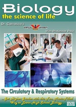 Rent Biology: The Science of Life: The Circulatory and Respiratory... Online DVD Rental
