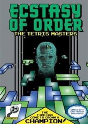 Ecstasy of Order: The Tetris Masters Online DVD Rental