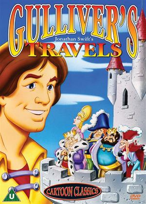Rent Gulliver's Travels Online DVD Rental