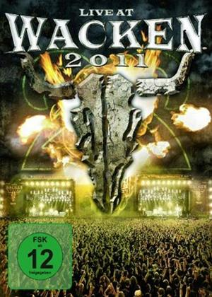 Wacken 2011: Live at Wacken Open Air Online DVD Rental