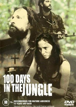 100 Days in the Jungle Online DVD Rental