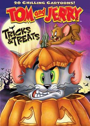 Rent Tom and Jerry: Tricks and Treats Online DVD Rental
