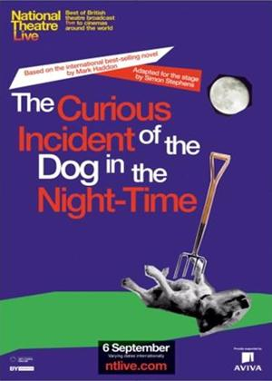 Rent National Theatre: The Curious Incident of the Dog in the Night Online DVD Rental