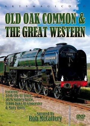Old Oak Common and the Great Western Online DVD Rental
