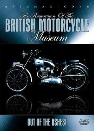 The Restoration of the British Motorcycle Museum Online DVD Rental