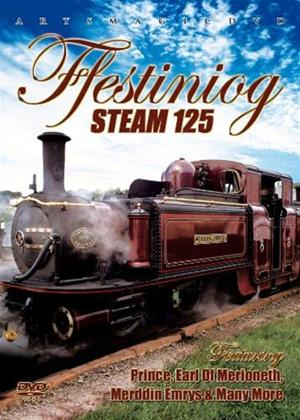 Rent Ffestiniog Steam 125 Online DVD Rental