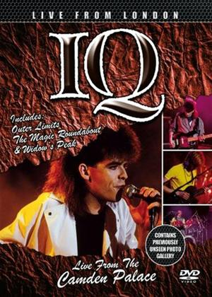 IQ: Live from the Camden Palace Online DVD Rental