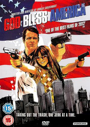 Rent God Bless America Online DVD Rental