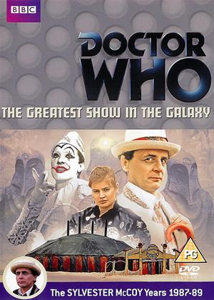 Doctor Who: The Greatest Show in the Galaxy Online DVD Rental