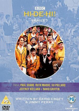 Hi-De-Hi!: Series 7 Online DVD Rental
