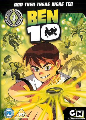 Ben 10: Vol.1: And Then There Were Ten Online DVD Rental