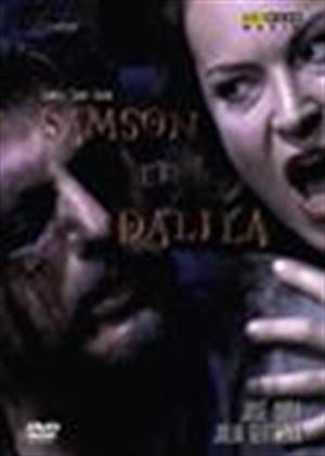 Samson Et Delila: Badisches Staatstheater (Hochstenbach) Online DVD Rental