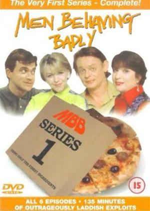 Rent Men Behaving Badly: Series 1 Online DVD Rental
