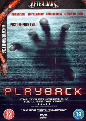 Playback Online DVD Rental